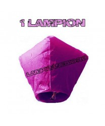 1 Lampion Zburator Mov